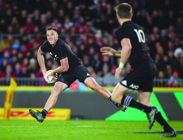 Battling Lions go down to All Blacks