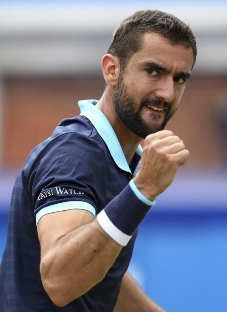 Cilic takes on Lopez for title