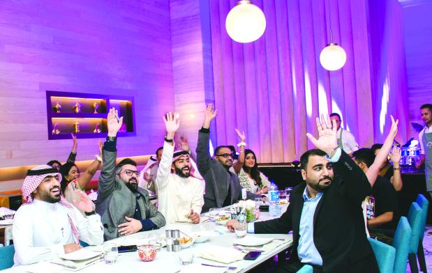 City Centre Bahrain organises ghabga for media