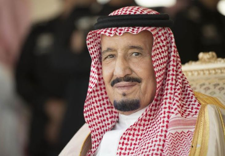Saudi King congratulates the Muslim world