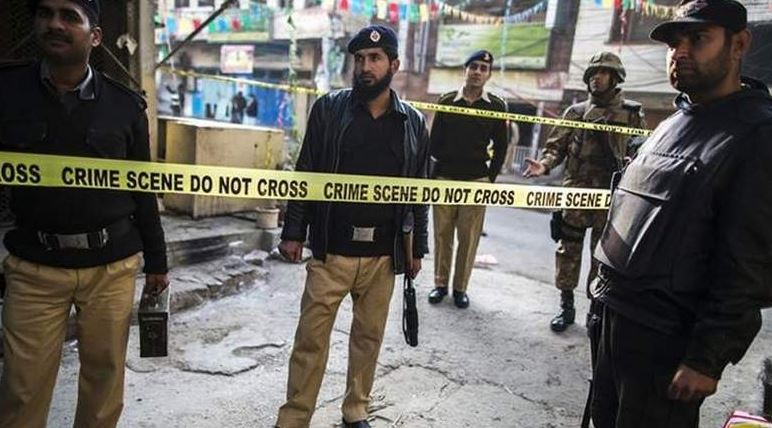 Six children killed in blast in northwestern Pakistani village