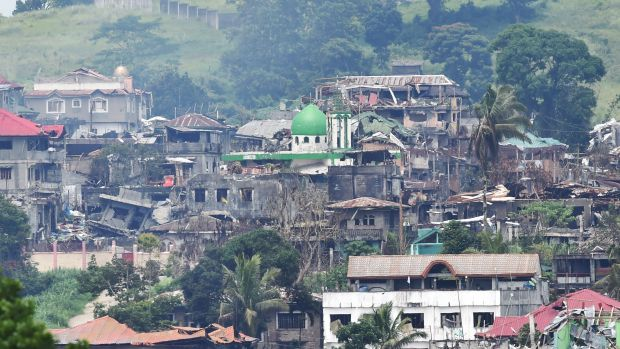 Philippine military declares Eid truce in war-torn city