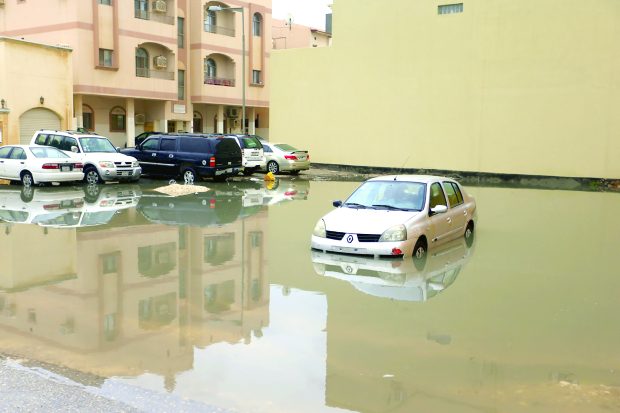 Strategic Plan: Revamp on way after rainwater collection study