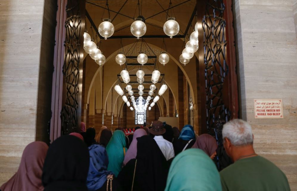 PHOTOS: Scores of visitors attending Eid open house