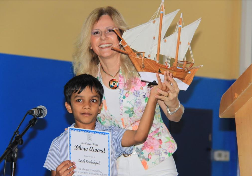 British School of Bahrain Year 2 students mark graduation day