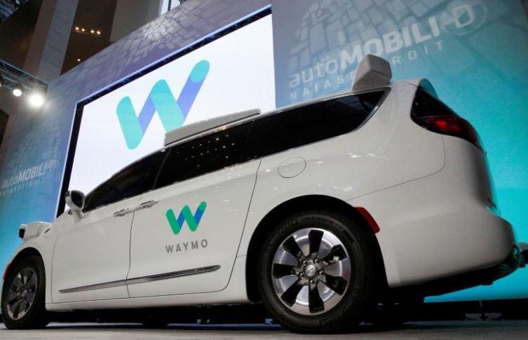 Avis teams up with Waymo on self-driving car program