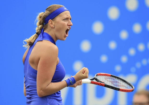 Petra Kvitova withdraws from Wimbledon warm-up in Eastbourne
