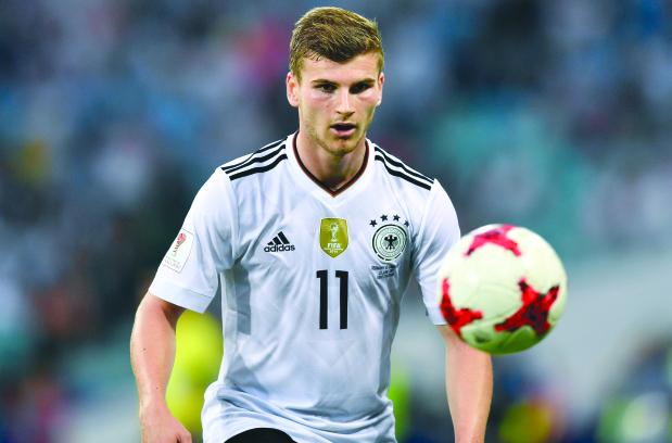 Werner eyes Confederations glory