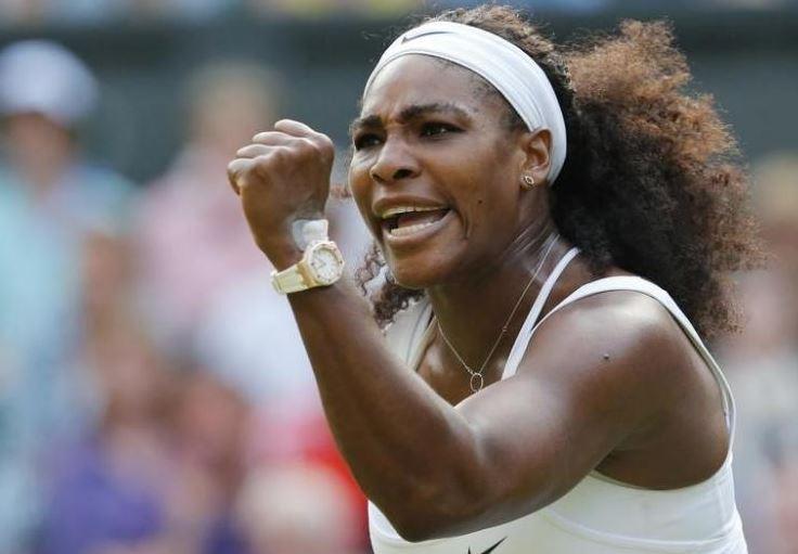 Serena asks McEnroe to respect her privacy