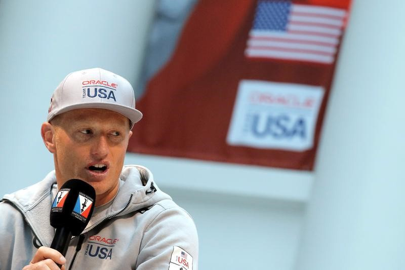 Spithill admits his passion is undimmed despite defeat
