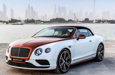 Bentley launches 3 limited edition models