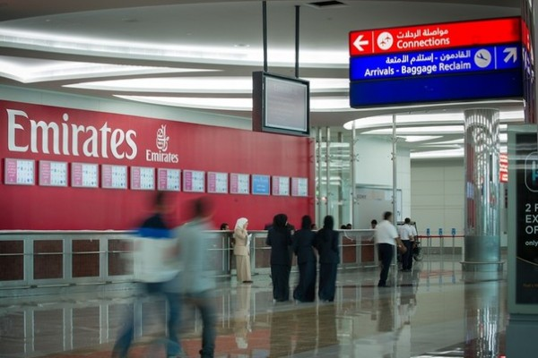 Facial recognition technology to be introduced at Dubai airport
