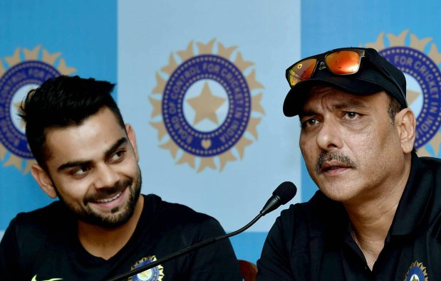 Former captain Shastri to apply for India coach job