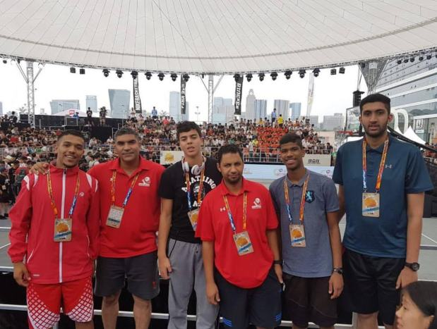 Bahrain set for 3x3 challenge