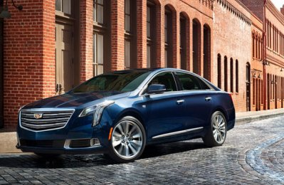 Cadillac set to unveil latest XTS models