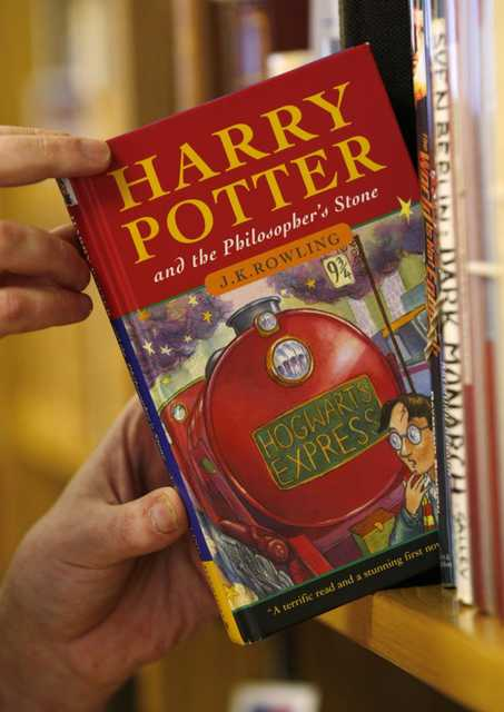 Celebrating 20 years of Harry Potter magic...