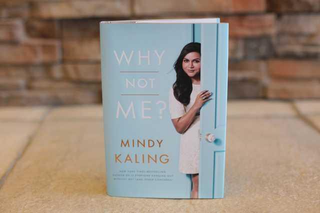 Mindy Kaling takes a humorous look at life