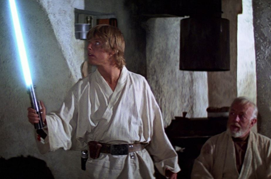 Luke Skywalker's lightsaber sold for $4,50,000