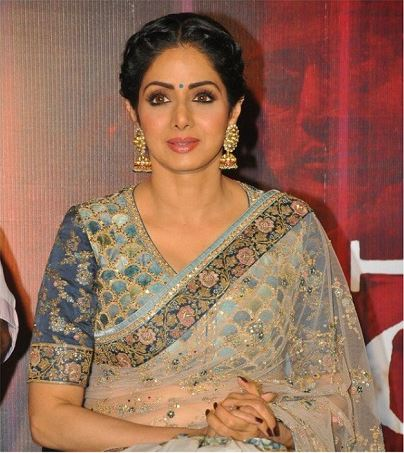 Sridevi: I've never felt that I am a star