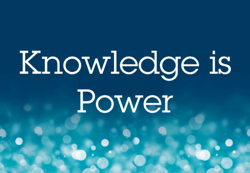 GDN Reader's View: Knowledge is power