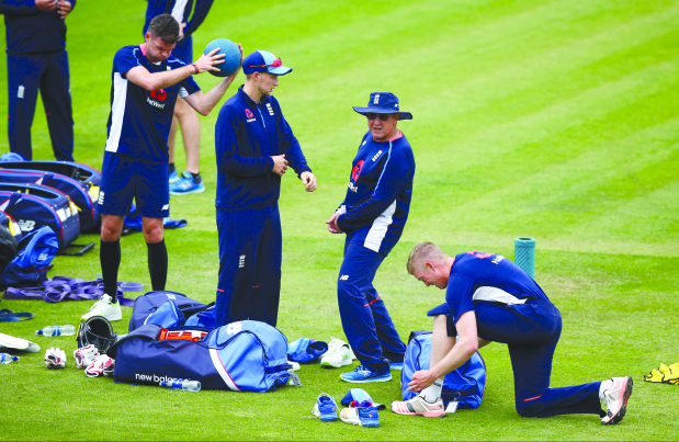 England new era set for Lord's test