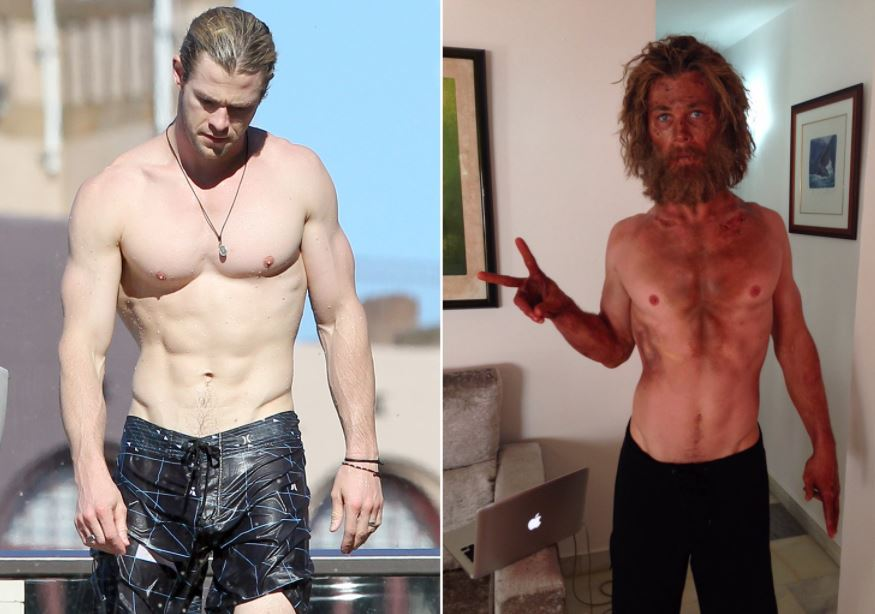 Hollywood: In Pictures: SHOCKING transformations made by Hollywood actors for a role!