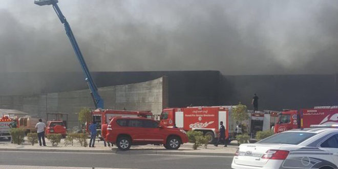Blaze engulfs Avenues Mall extension, no casualties reported