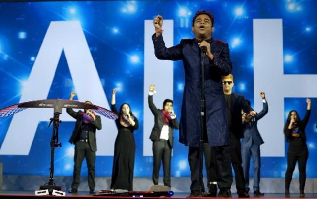 My Muslim faith, way of life reflect peace, says India's Oscar-winning Rahman