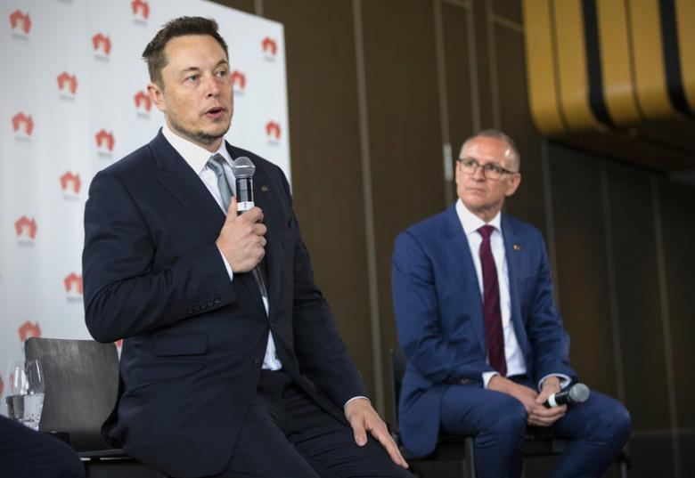 Tesla wades into Australia's battle over energy future: Russell