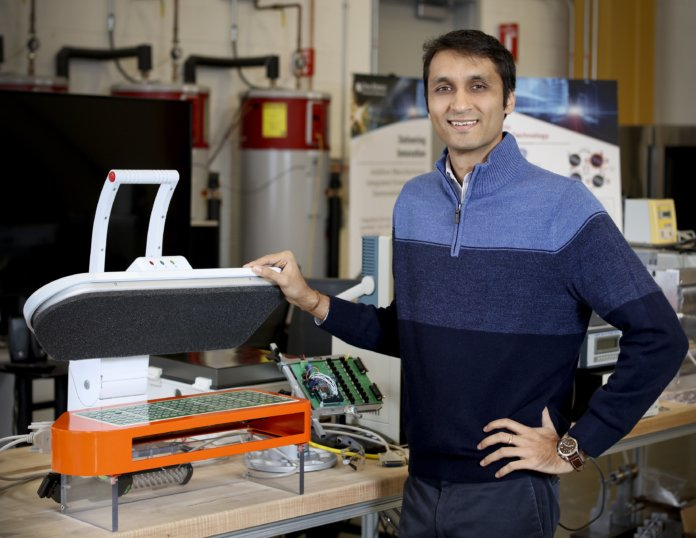 Indian-American invents dryer that requires no heat