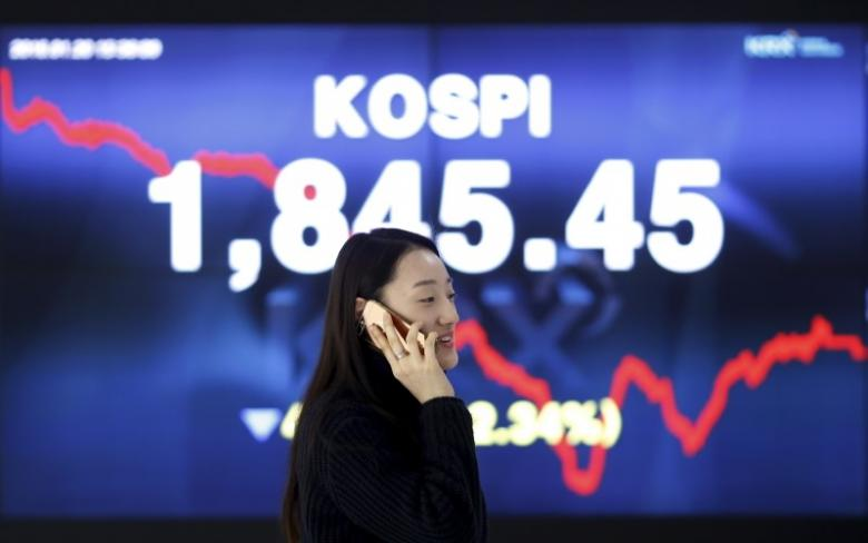 Trump stumps South Korean markets more than any missile tests