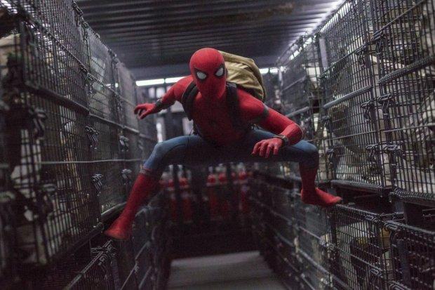 'Spider-Man: Homecoming' slings $117 million debut