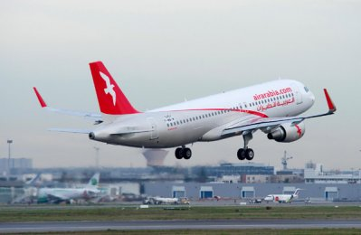 Air Arabia commences flights to Sohar
