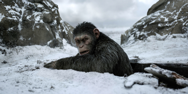 Gorilla warfare: Behind the visuals of 'Planet of the Apes'