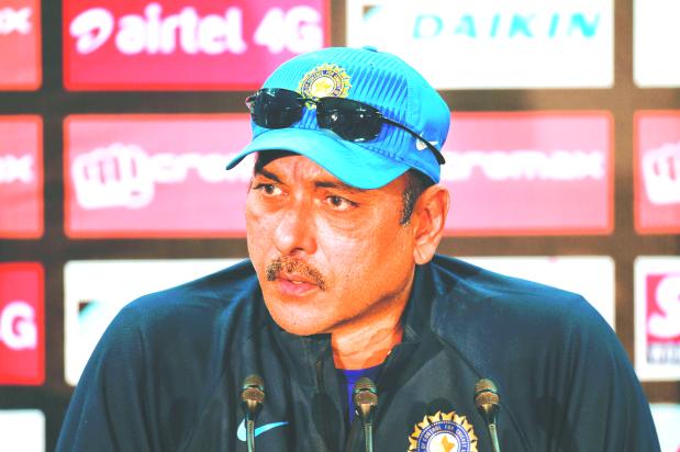 Ravi Shastri named India cricket coach