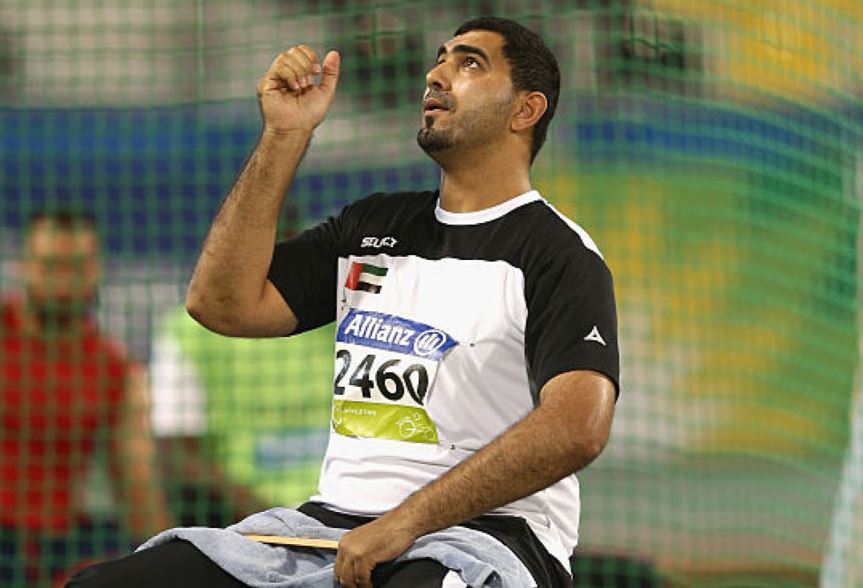 Emirati para athlete dies during practice session ahead of worlds