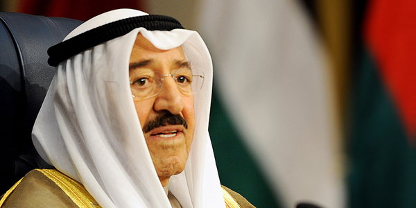 Kuwaiti leader 'extremely concerned' over GCC crisis