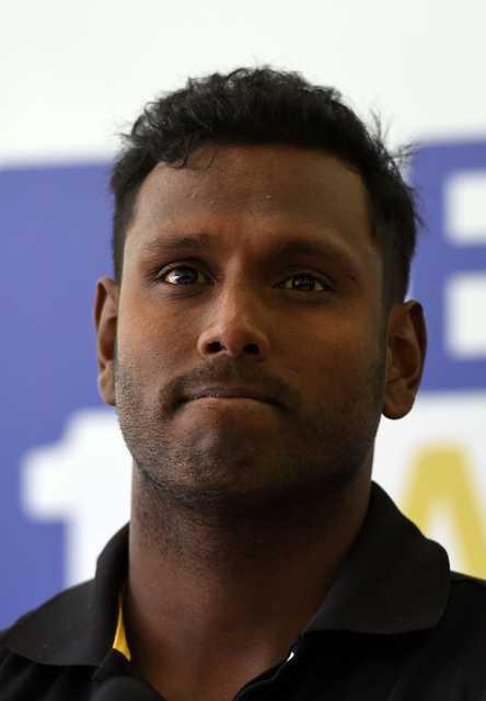 Mathews resigns as Sri Lanka captain; two new captains named