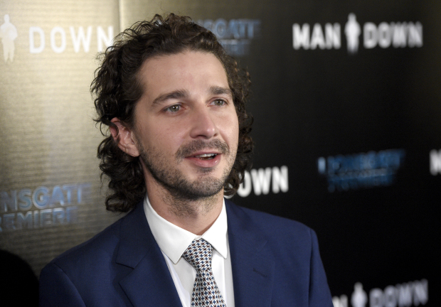 Shia LaBeouf apologises for racist tirade during arrest