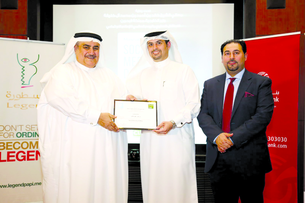 Bin Hindi Informatics honoured for social media contributions