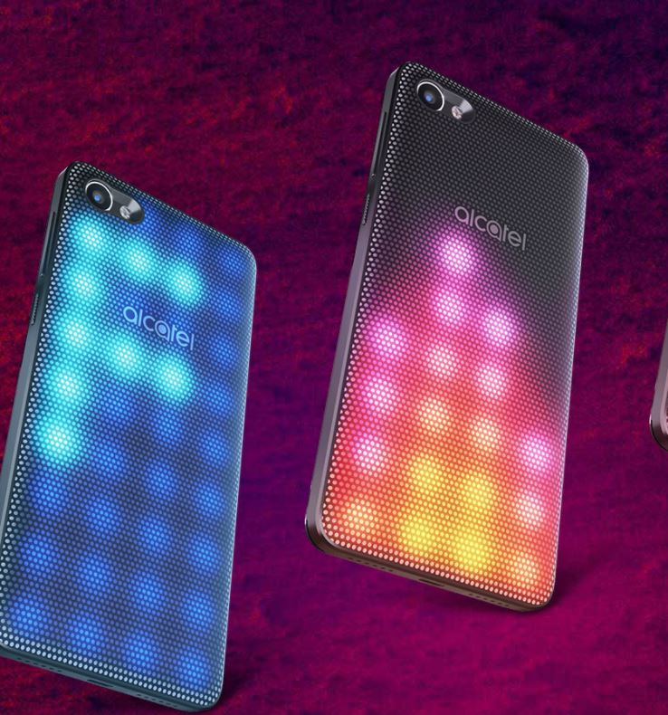 Alcatel launches A5 LED smartphone in Bahrain