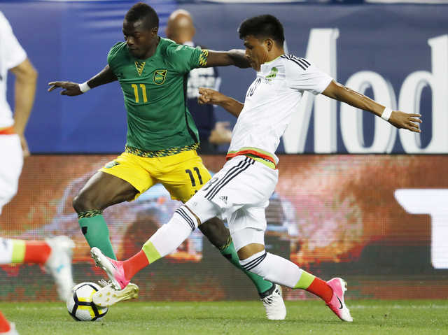CONCACAF Gold Cup: Jamaica hold Mexico to goalless draw