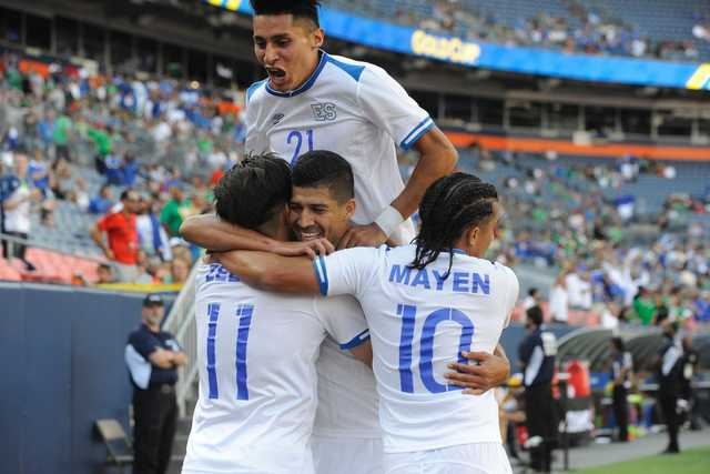 CONCACAF Gold Cup: El Salvador strikes early to subdue Curacao
