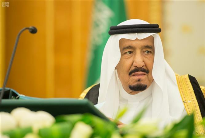 Trump, Saudi King discuss Qatar dispute