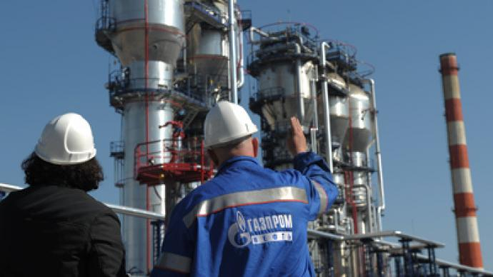 Bahrain-Gazprom in talks to import gas