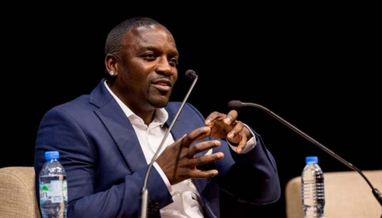 Akon to buy 50% of African music download service