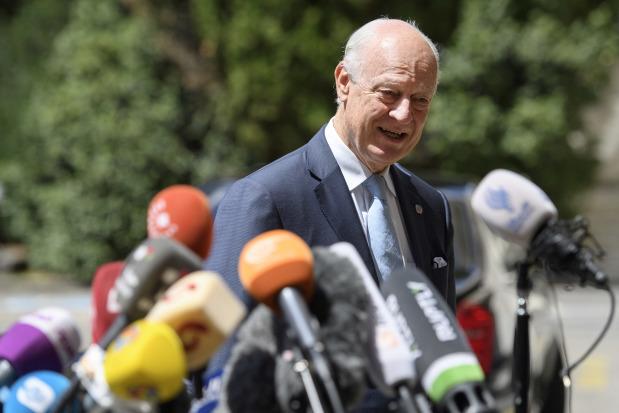 Latest Syria talks wrap up: 'No breakthrough, no breakdown'