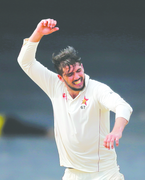 Cremer strikes put Zimbabwe in command