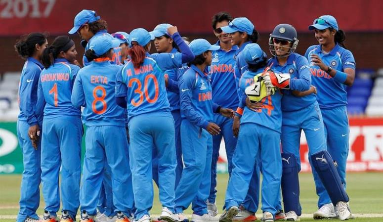 Indian women storm into semis of ICC Women's World Cup