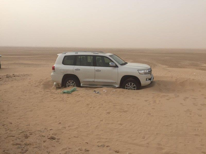 Kuwaiti father and son die of thirst in Saudi desert